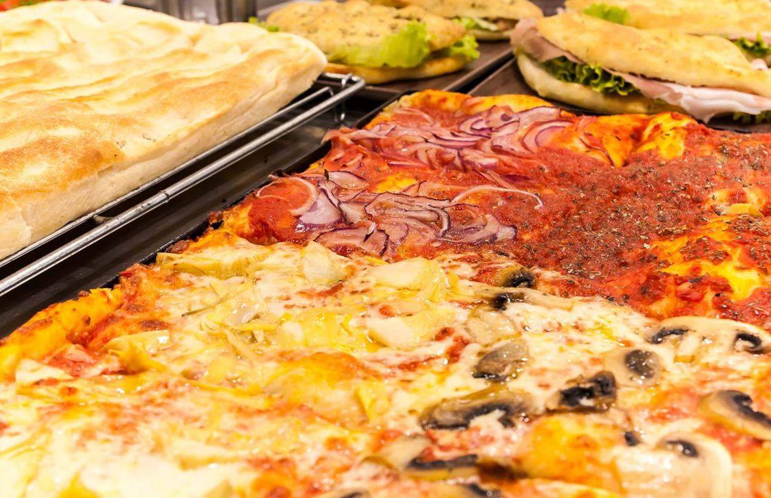 Quelli Del Bar Guido - Pizza