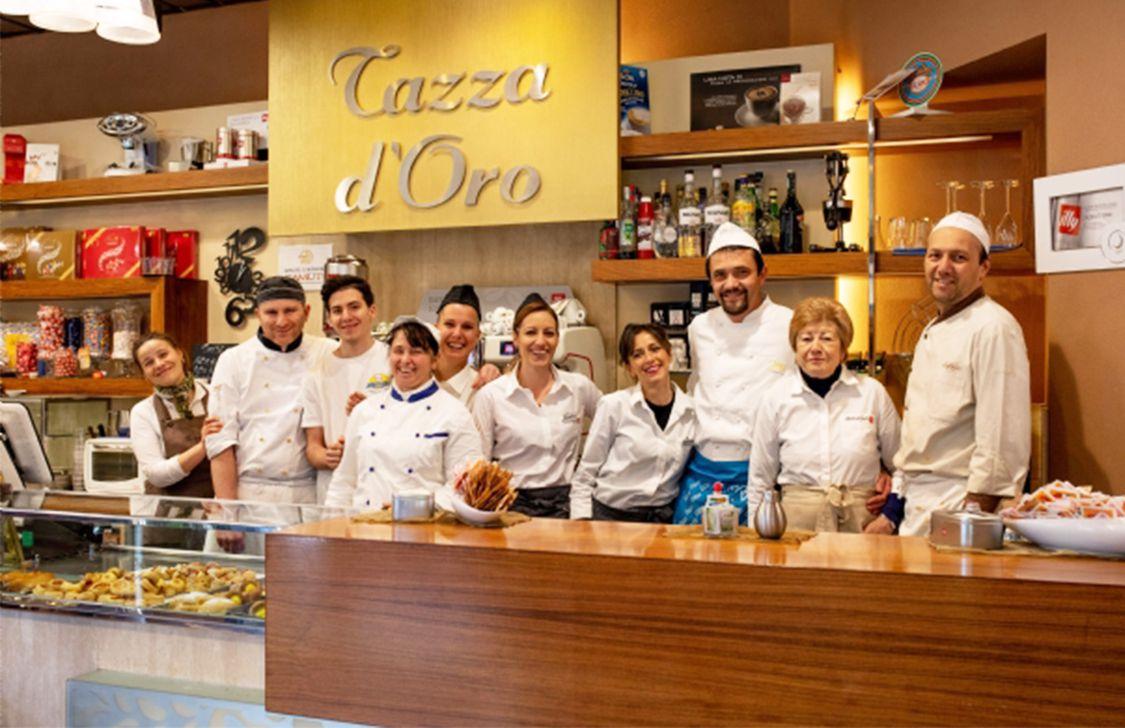 Pasticceria Bar Tazza d'Oro - Interno