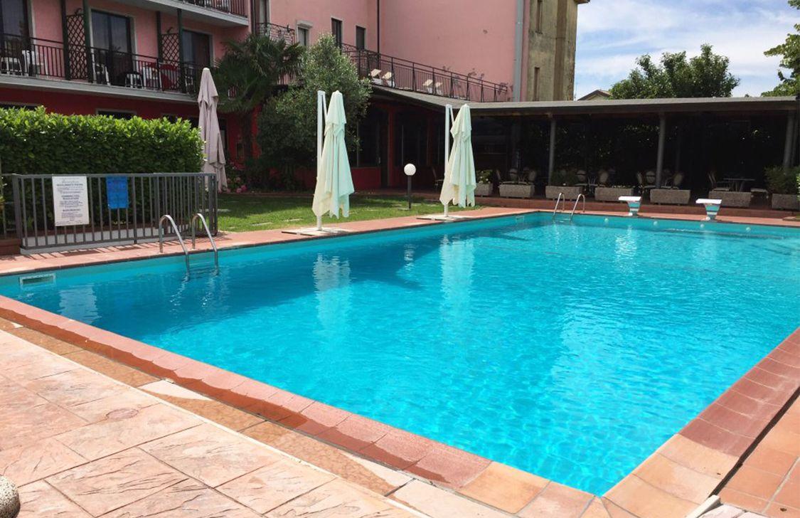 Hotel Maraschina - Piscina