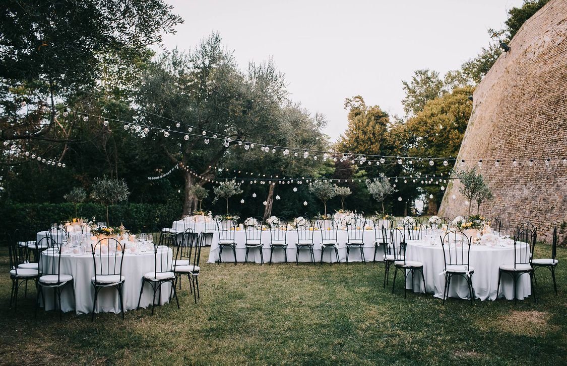 Castello di Montegridolfo - Wedding