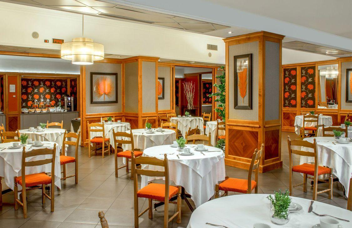 Grand Hotel Flaming - Sala da pranzo