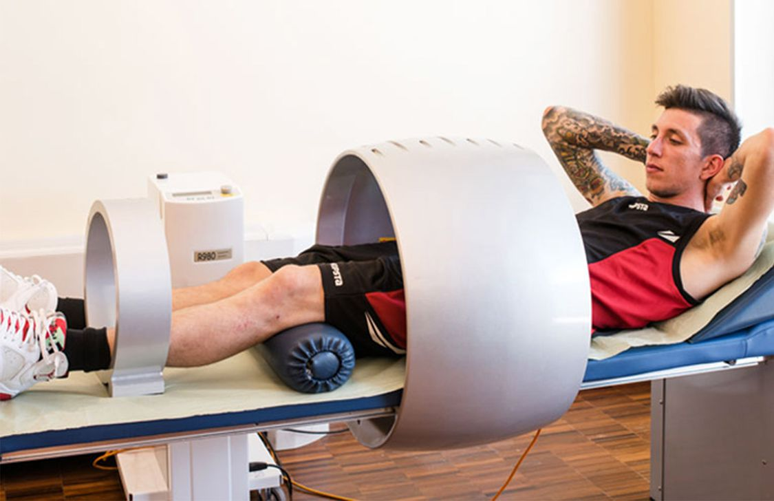 Poliambulatorio L'Eau - Magnetoterapia
