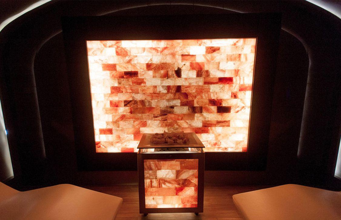 Hotel Ambasciatori - Muro di sale