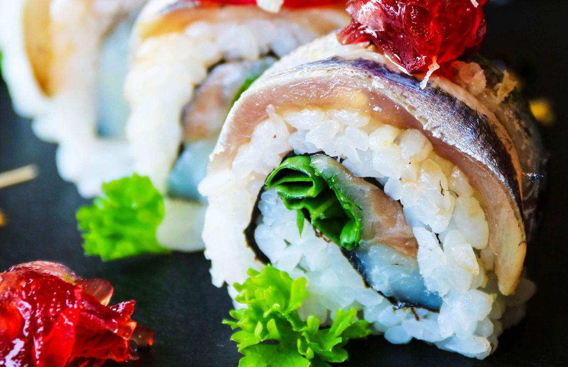 Azuki - Sushi