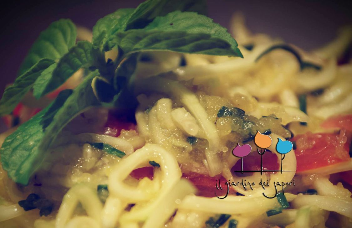 Il Giardino dei Sapori - Spaghetti