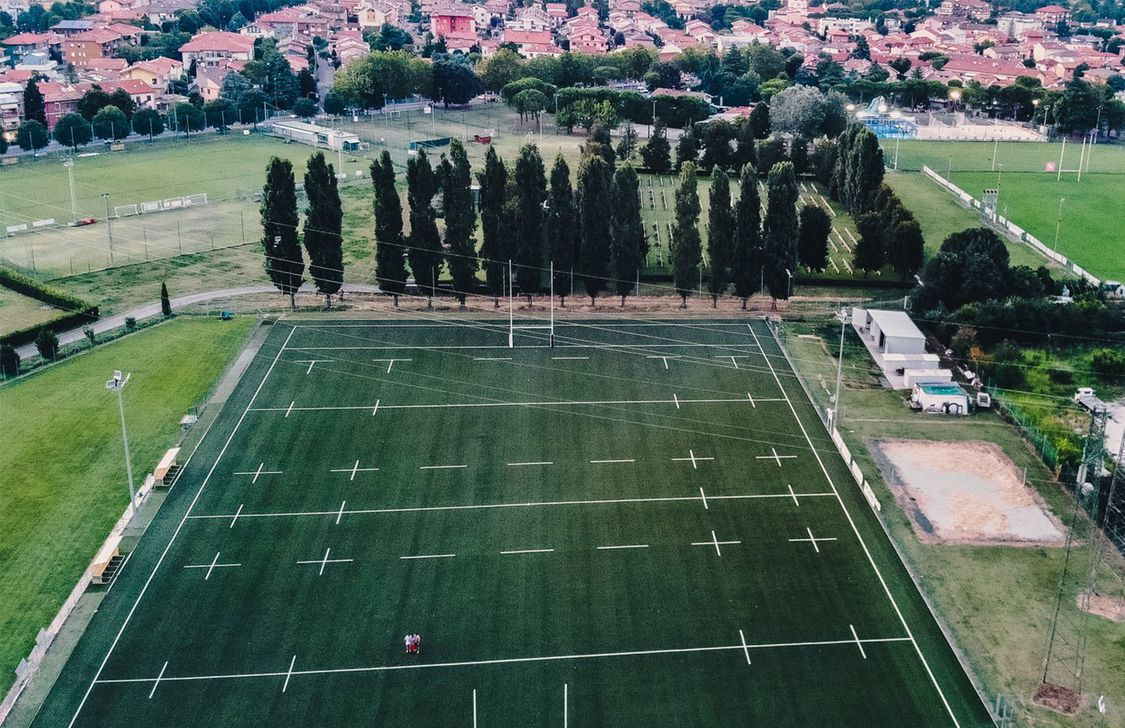 Cesena Rugby - Campo
