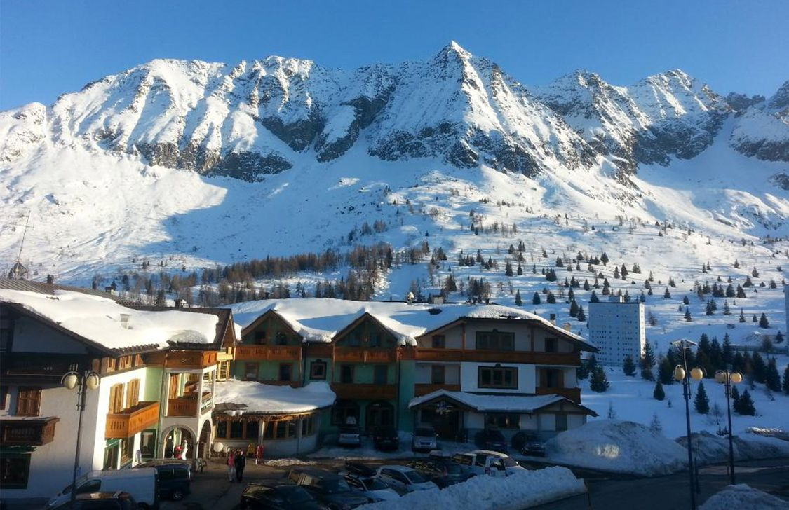 Hotel Sciatori - Paesaggio