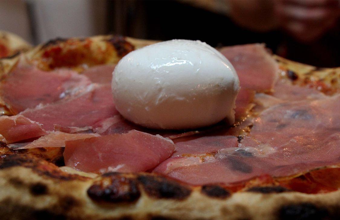 Villa del Gusto - Pizza