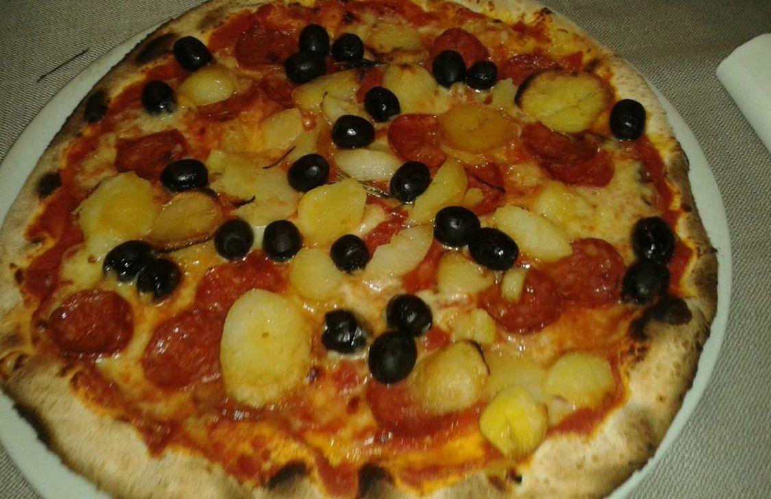 Campo Centrale - Pizza