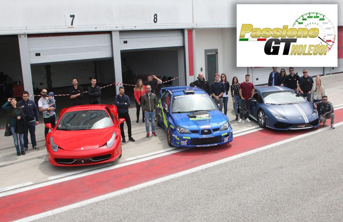 Passione GT Circuito Pomposa - Auto
