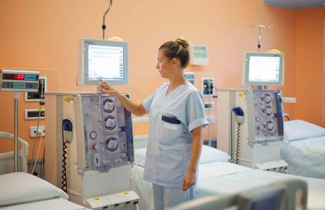 San Pier Damiano Hospital - Camera