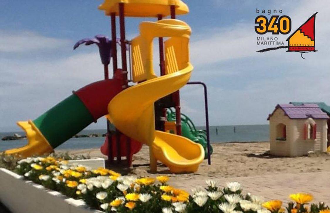 Bagno 340 - Area Giochi