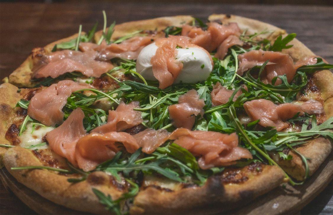 Crostini e Vini - Pizza