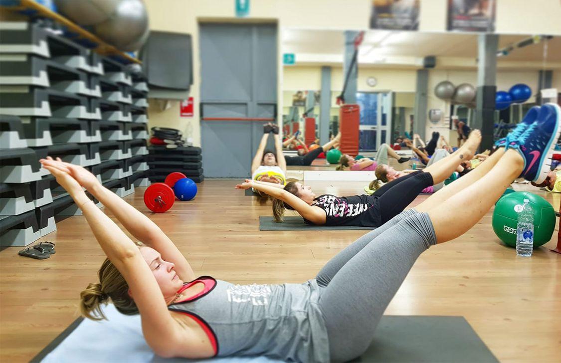 Palestra Energy - Fitness