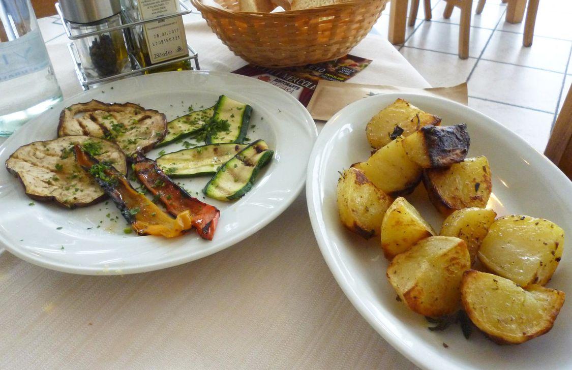 La Giara - Patate e Verdure