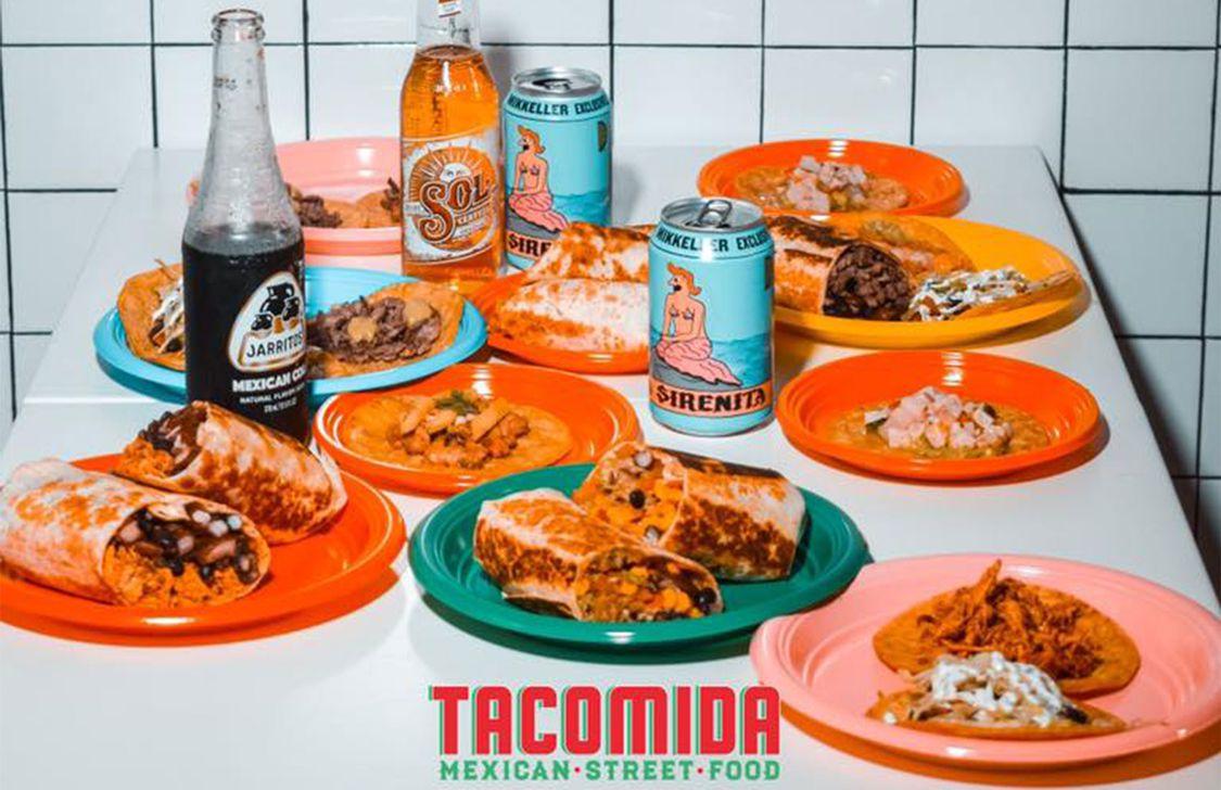 Tacomida - Tavola