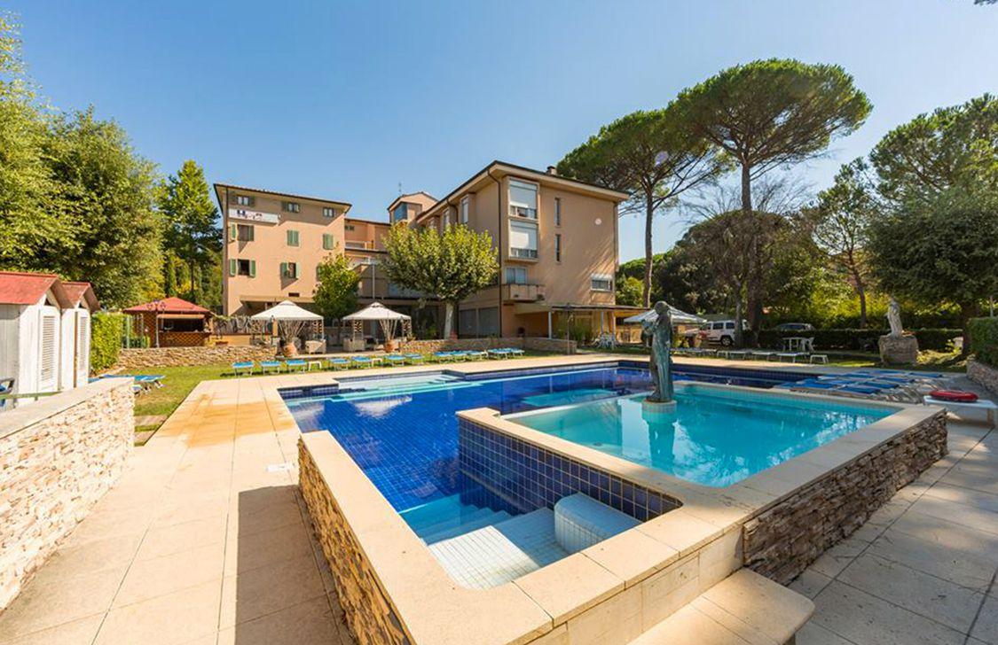 Hotel Mirò - Piscina
