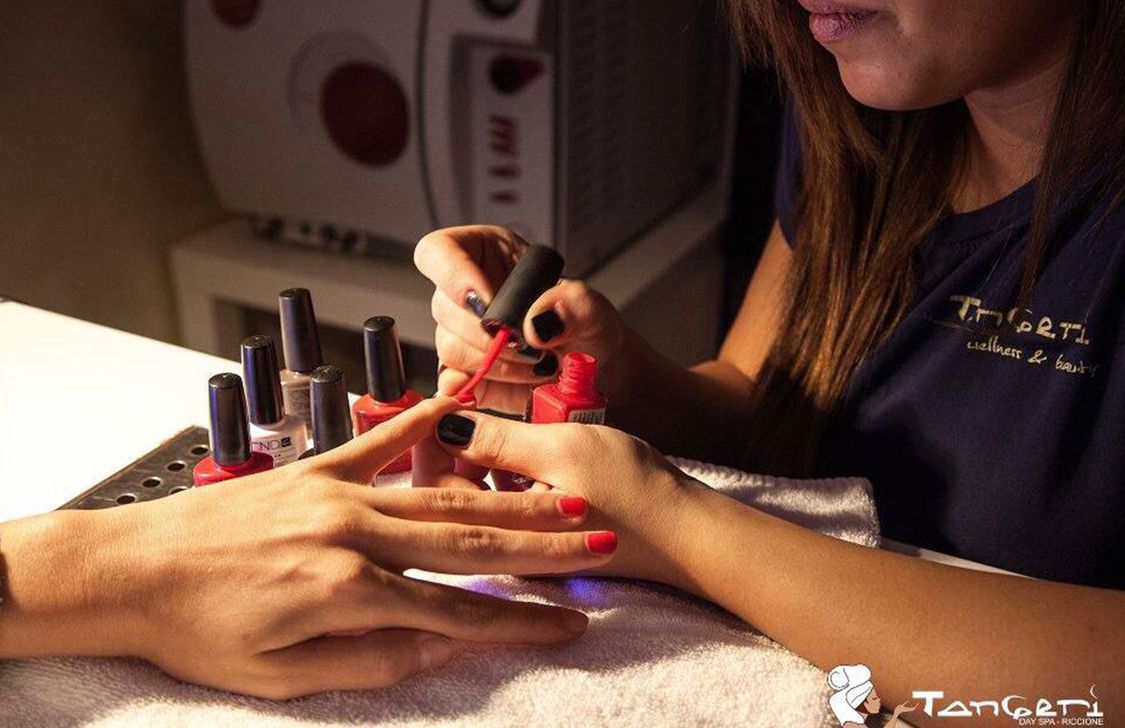 Tangeri Day Spa - Manicure