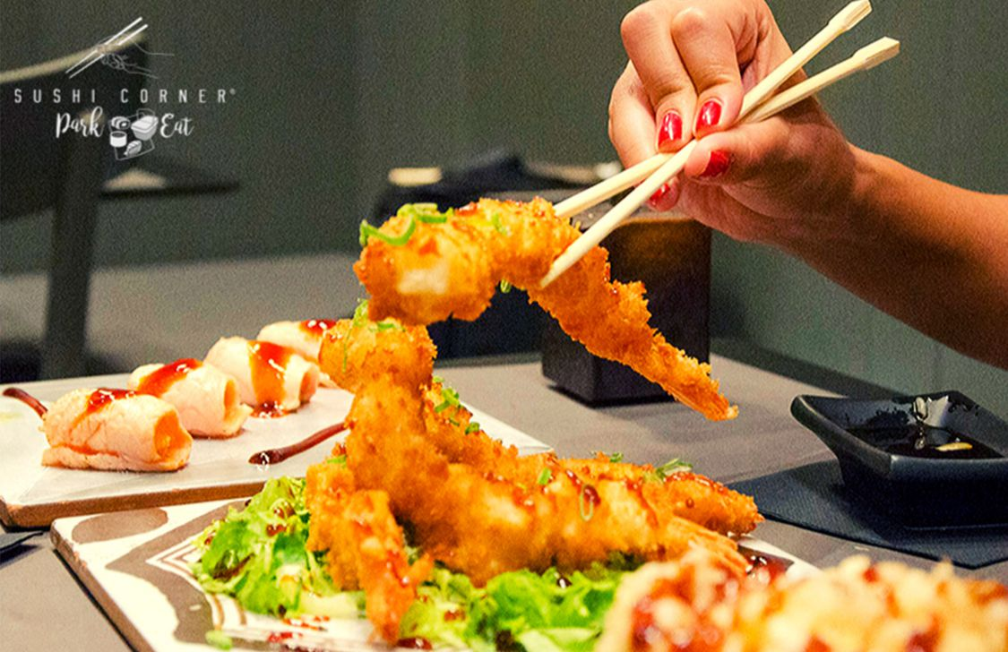 Sushi Corner - Gamberi