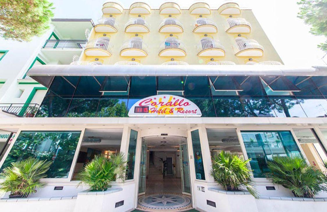 Hotel Corallo & Resort - Hotel Elis - Facciata