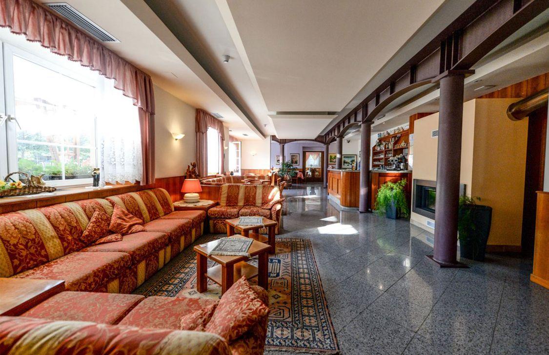 Hotel Bellaria - hall
