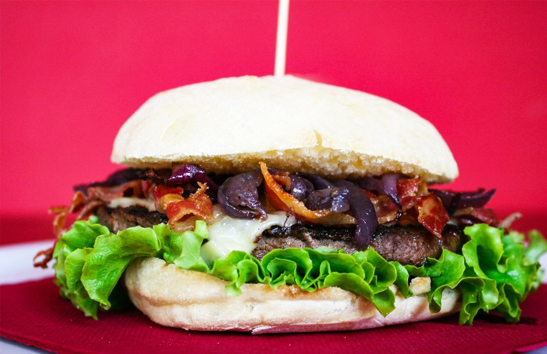 Old Boy - Haburger