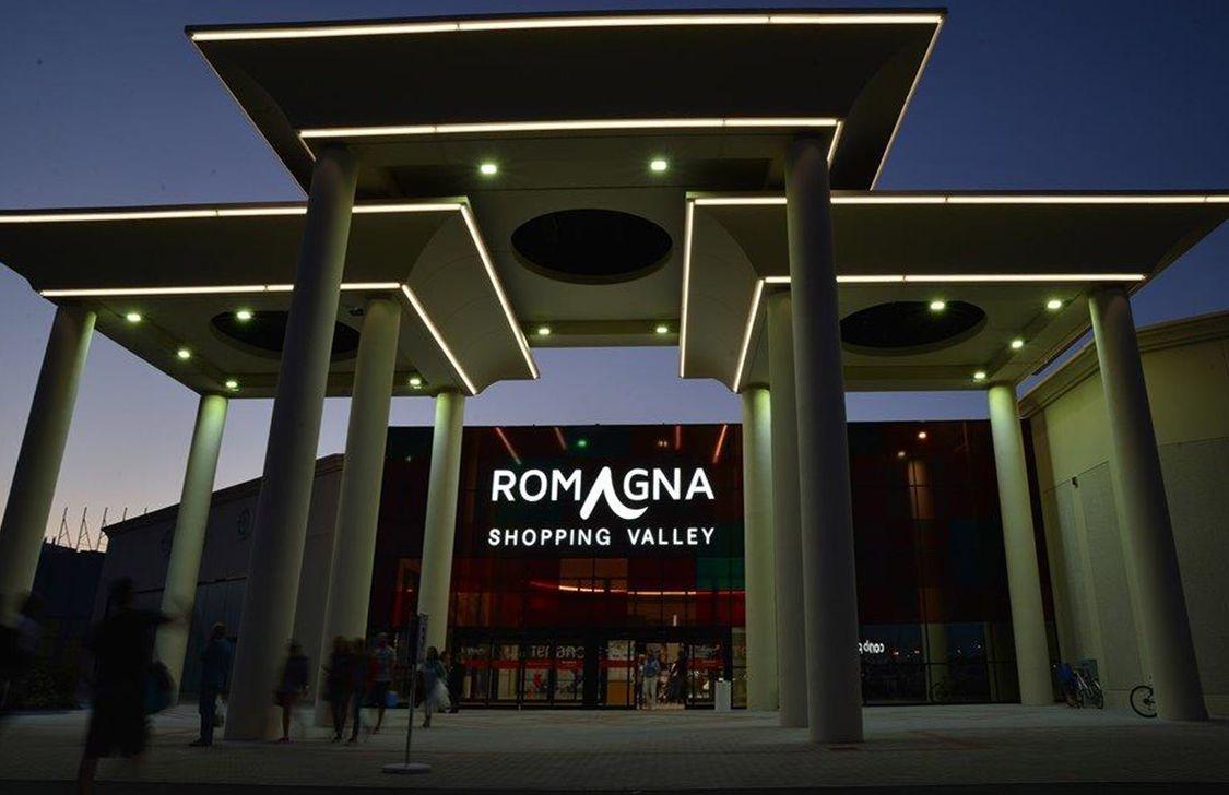 Romagna Shopping Valley - Esterno