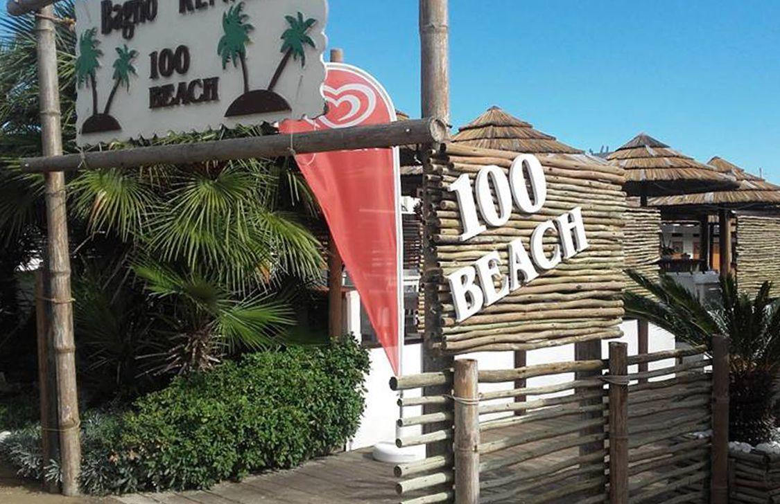 100 Beach - Ingresso