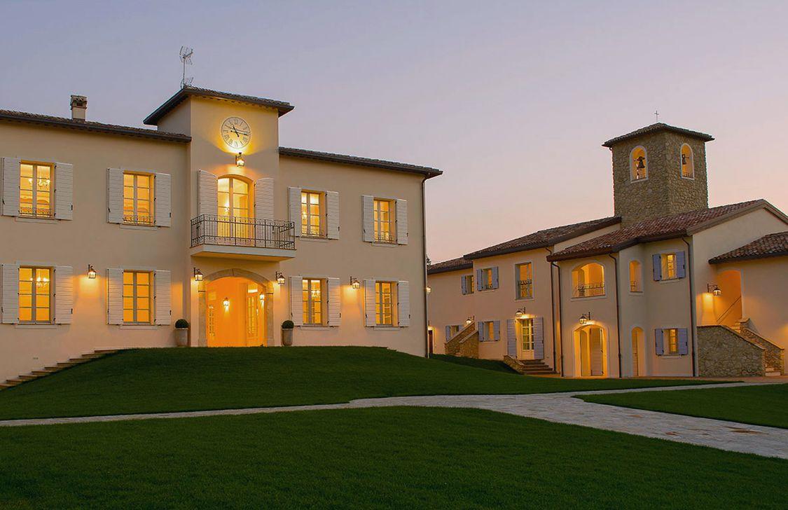 Borgo Condé Whine Resort - Struttura