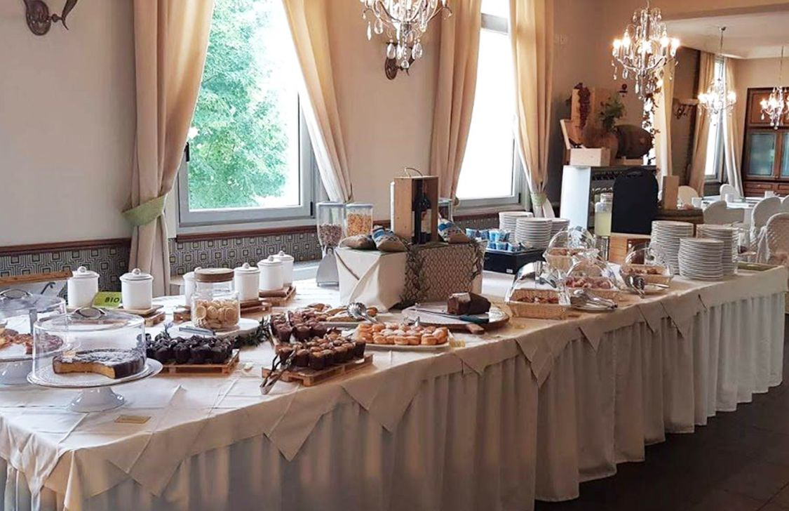 Grand Hotel Terme Della Fratta - Buffet