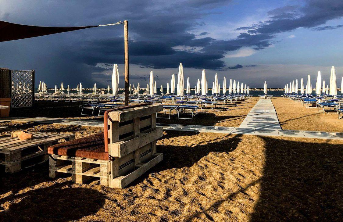 Bagno Paradiso - Spiaggia