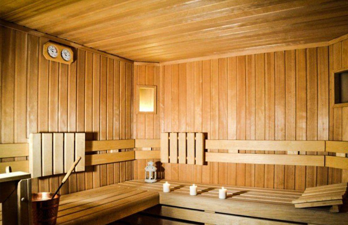 Vecchia America - Sauna