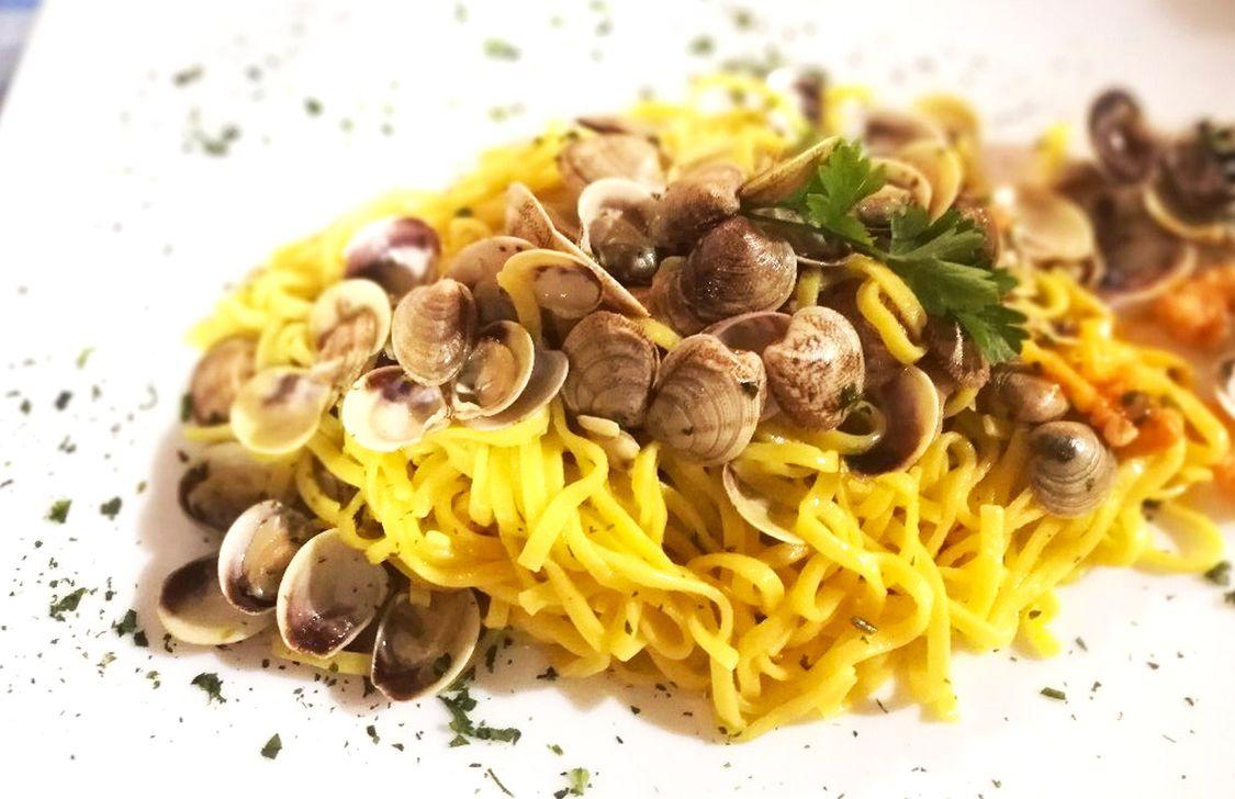 Il Trabucco - Spaghetti alle vongole