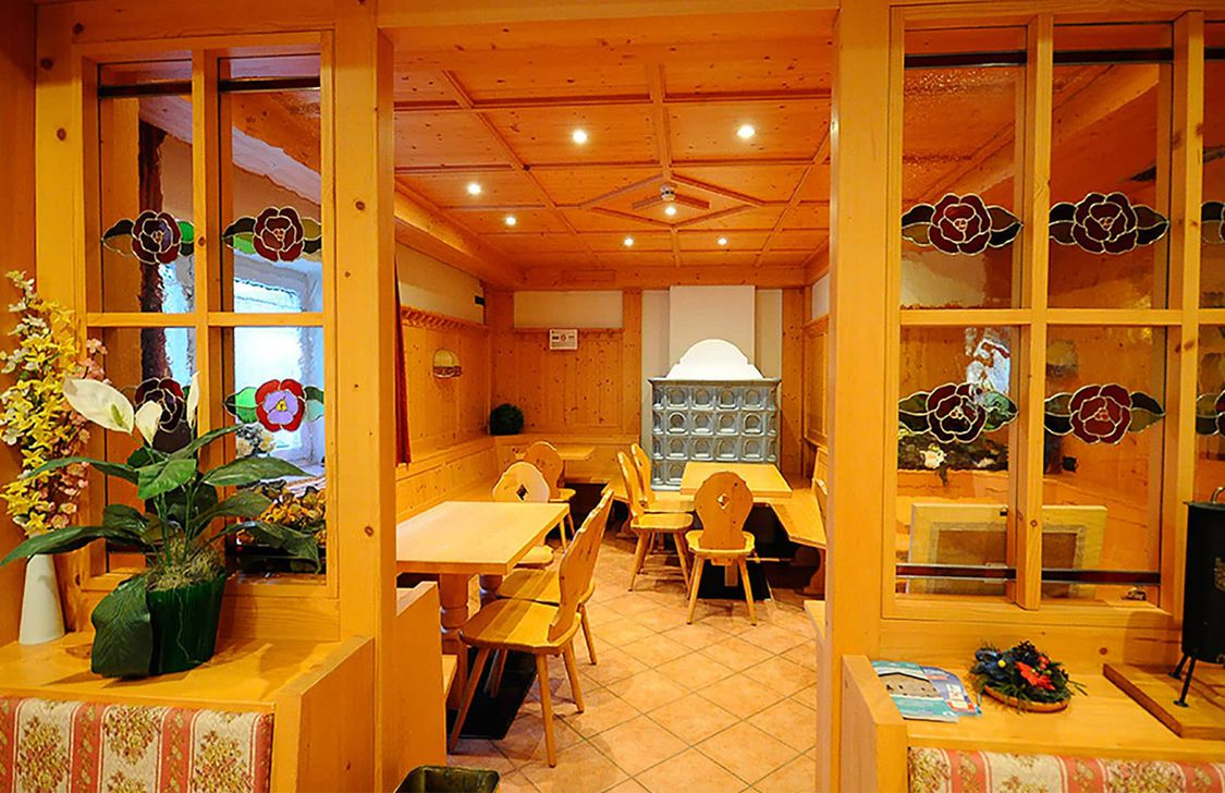 Hotel Alpenrose - Interno
