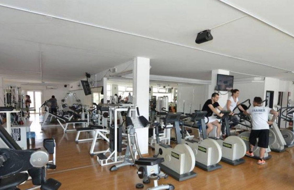 Muscle Gym - Interno