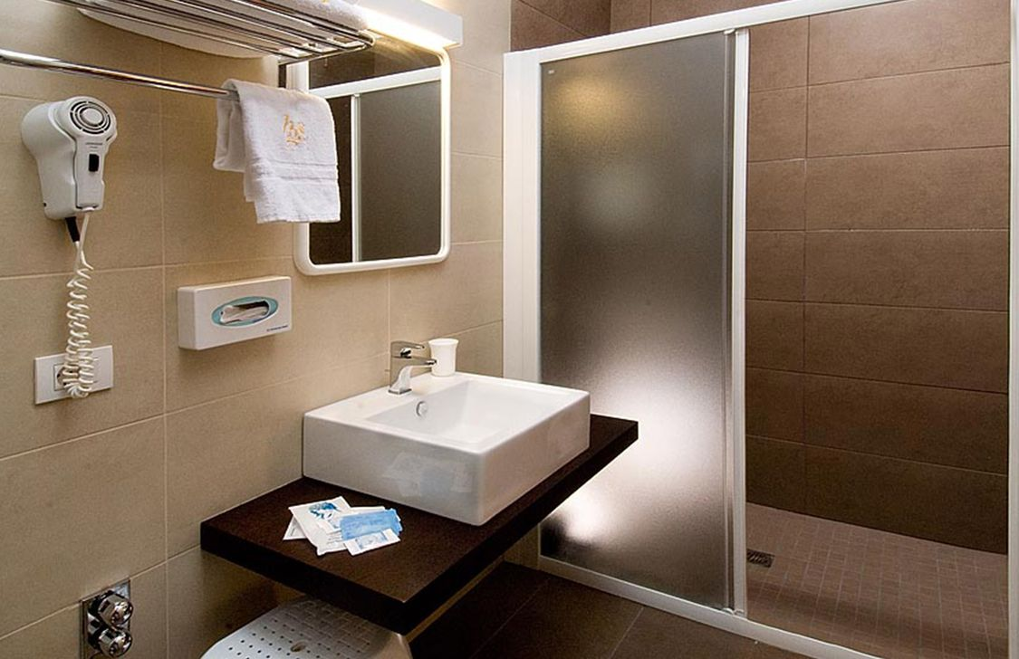 Hotel St. Moritz ***S - Bagno