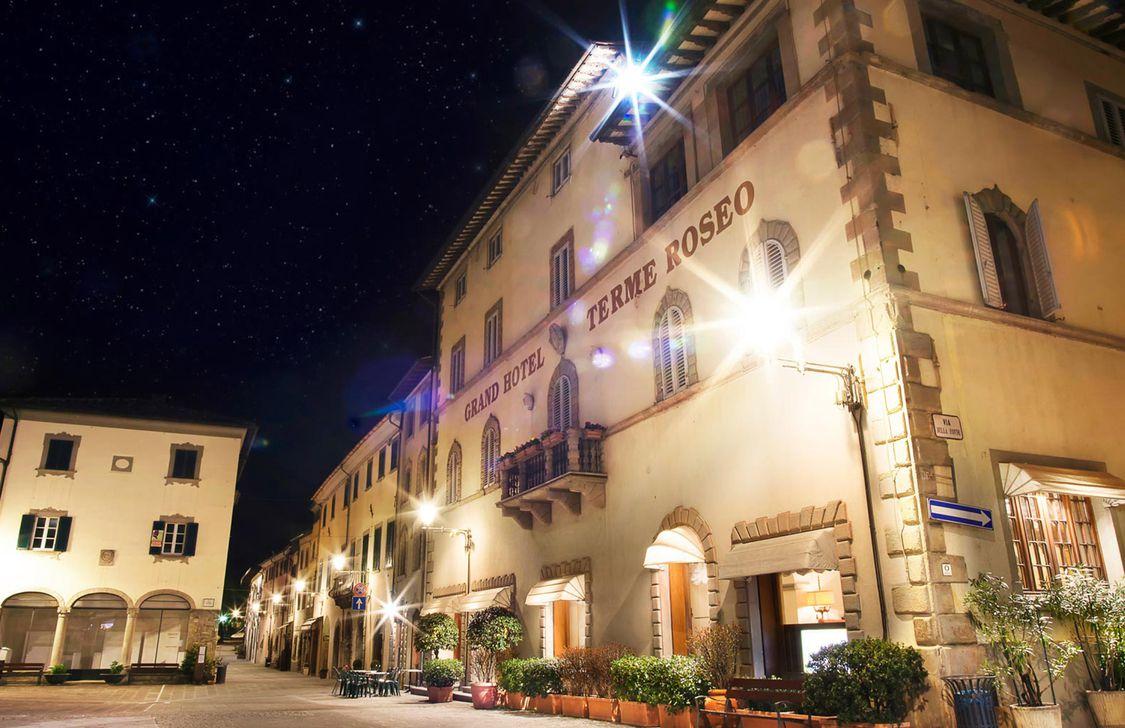 Grand Hotel Terme Roseo - Esterno