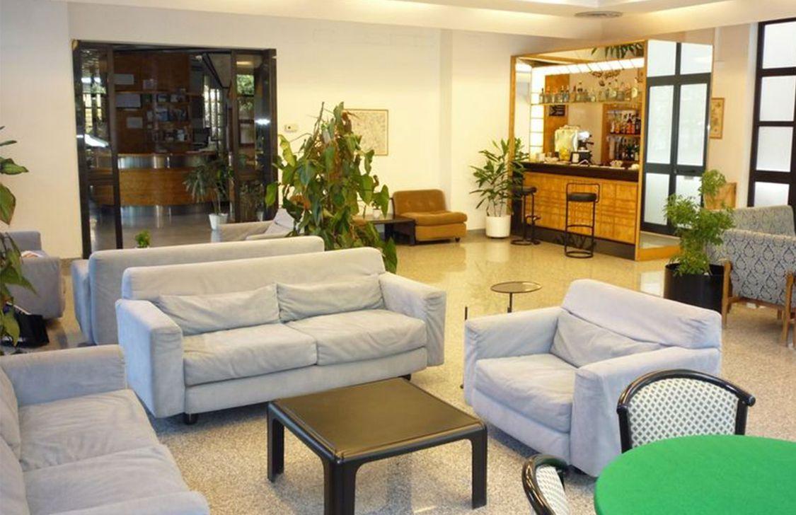 Hotel Montecarlo - Hall