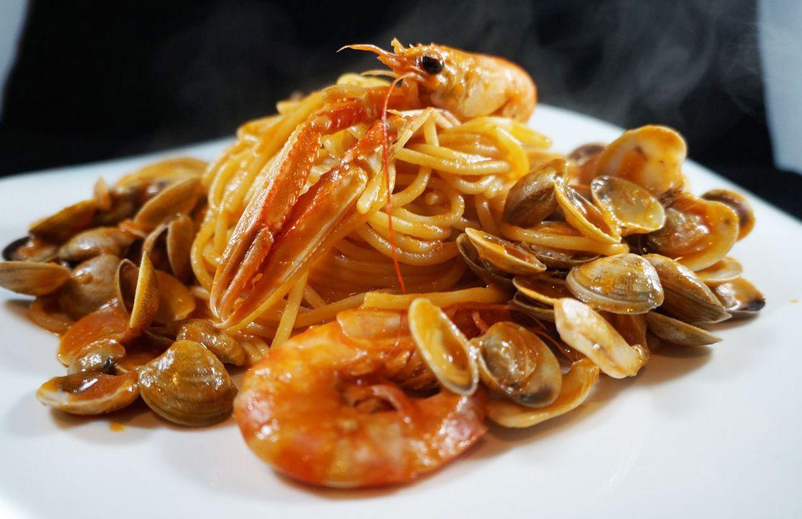 La Baia dei Baci - Spaghetti