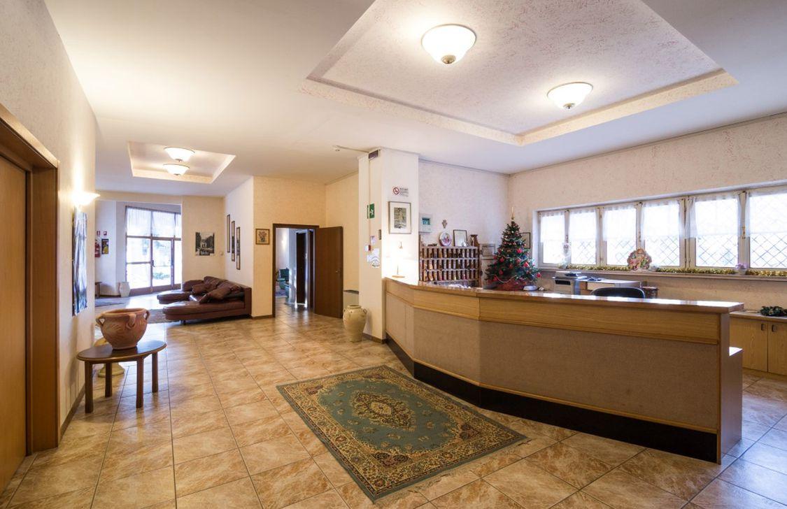 Hotel Paolino Royal - Interno