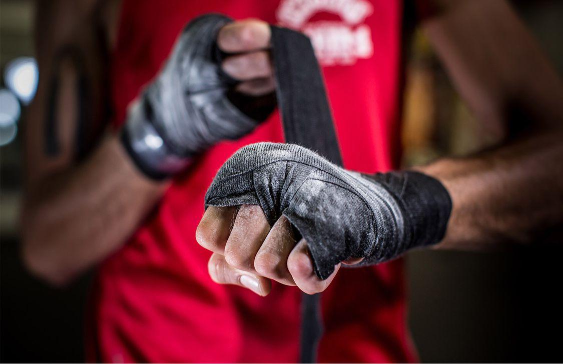 Kick Boxing Forlì - Closeup