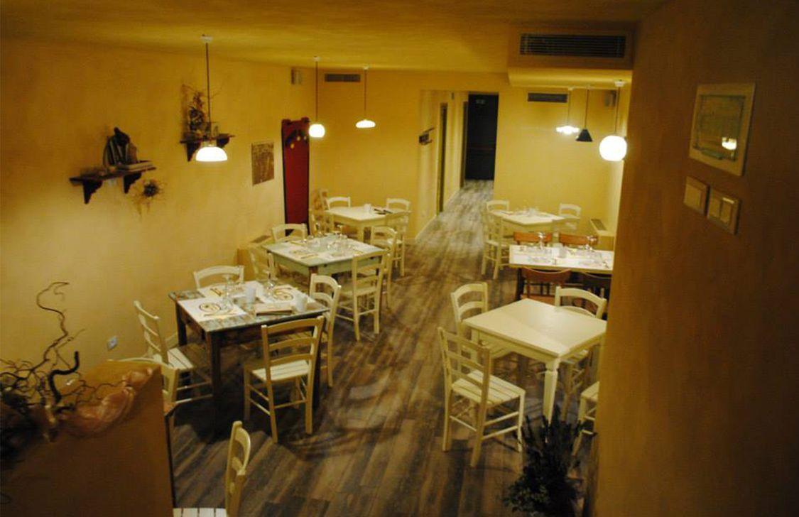 Osteria Del Borgo - Sala