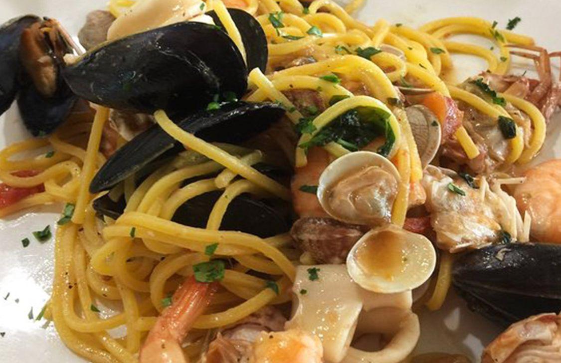 Ristorante Albergo Da Marco - Spaghetti