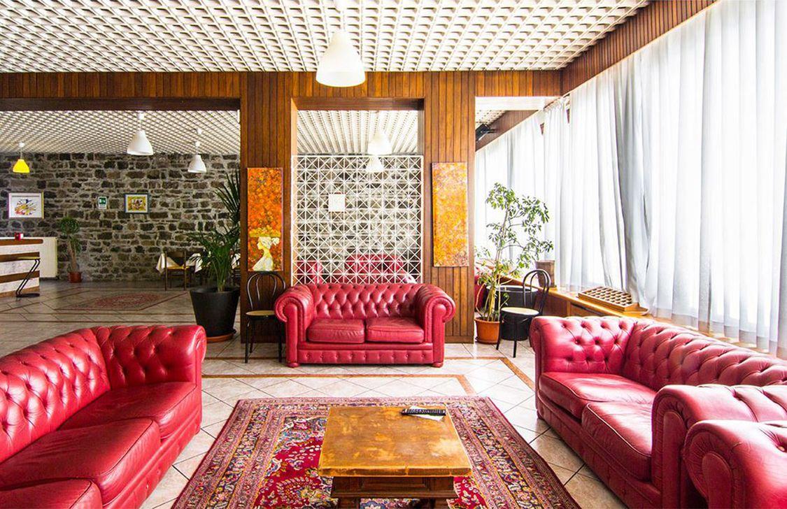 Hotel Cimone - Divani