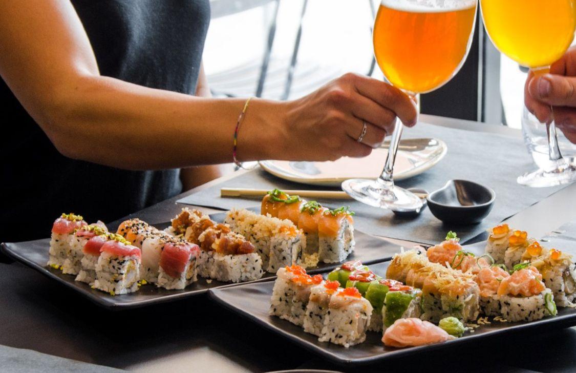 Sushi Corner - Cena