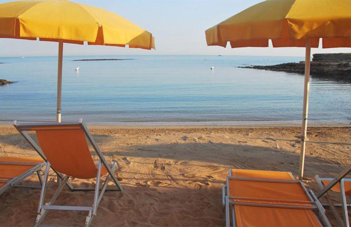 Villaggio Mapo Plaia - Spiaggia
