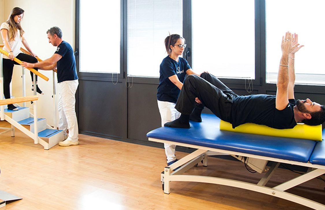 Energad - Fisioterapisti