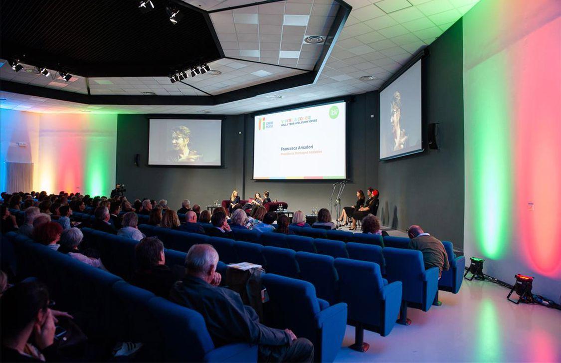 Cesena Fiera - Conferenza
