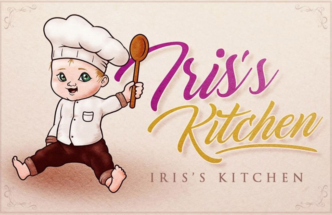 Iris's Kitchen - Logo