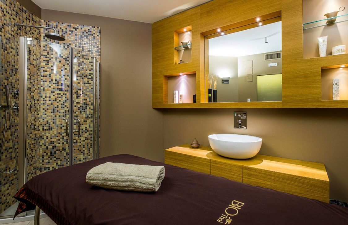 Grand Hotel Assisi - Bagno